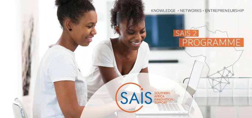 SAIS 2 Innovation Fund 2ND  Call For Proposals Opens 29 November 2018
